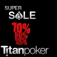 Titan Super Januari Sale