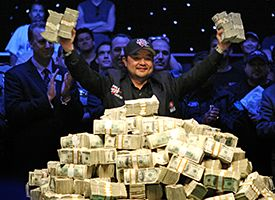 Jerry Yang WSOP