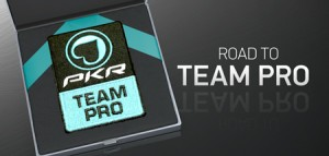 Road to Team Pro