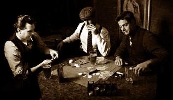 geschiedenis poker